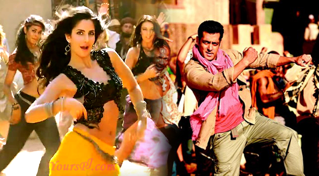 YoursPJ: Salman Launched Ek Tha Tiger song Mashallah