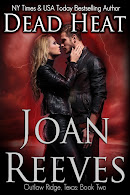 <b>Dead Heat: Book 2, Outlaw Ridge, Texas, pre-order now!</b>