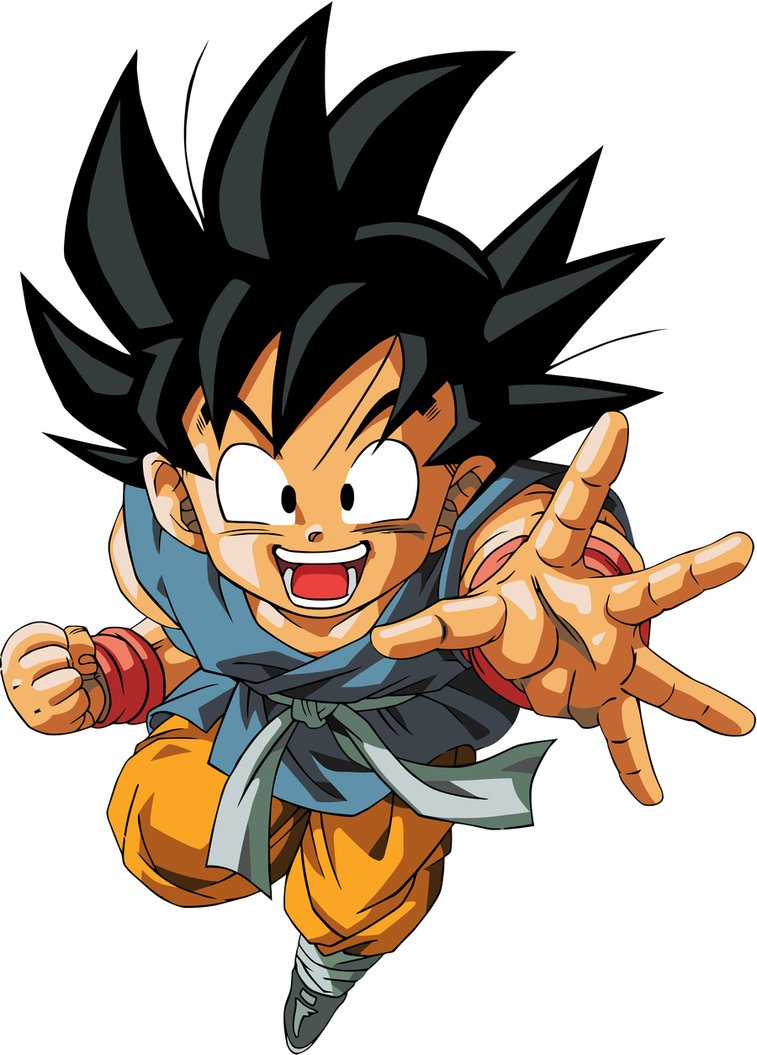 List of Dragon Ball characters - Wikipedia, the free
