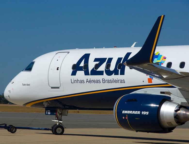HNA Group comprará el 23,7% de la aerolínea brasileña Azul por más de 455 millones