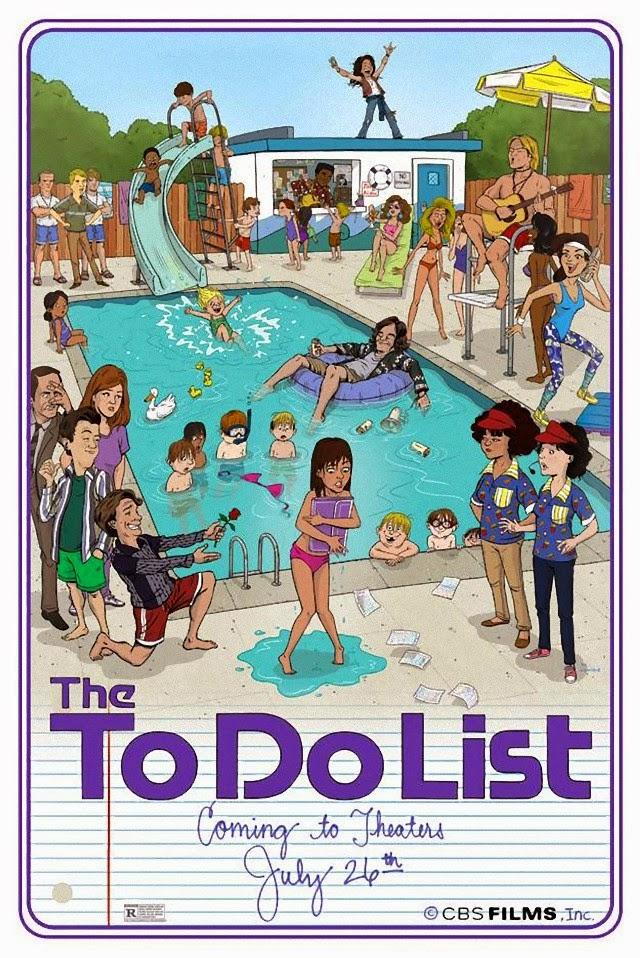 La película The To Do List