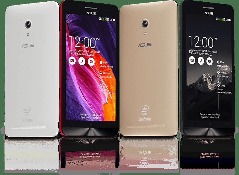 Harga Smartphone Android Asus ZenFone 6