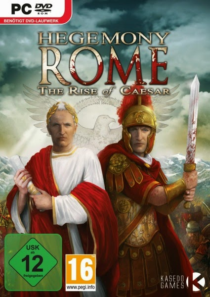 Hegemony Rome The Rise of Caesar 2014