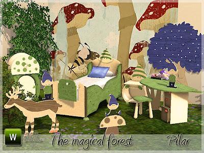 10.08.11 El bosque encantado