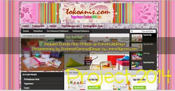 Toko Online TokoAnis