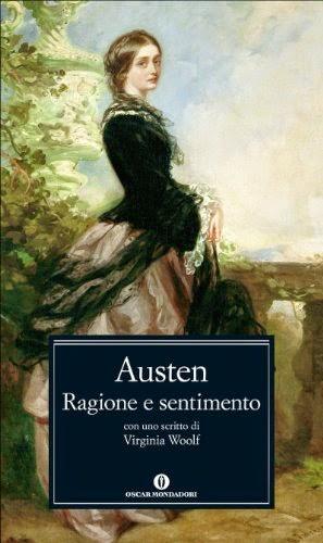Ragione e sentimento: libro Jane austen, oscar mondadori
