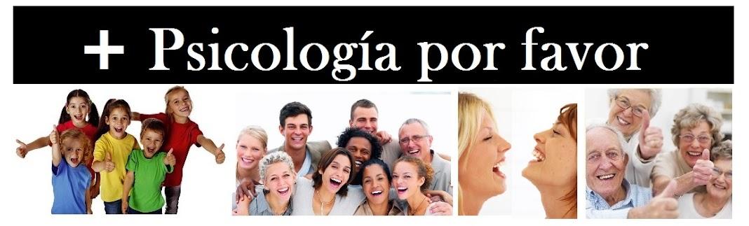 + Psicología Por Favor