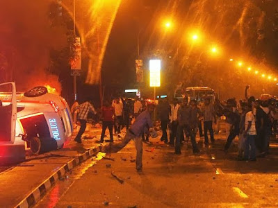 Singapore Little India Riot
