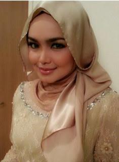 Datuk K Kagum Bila Siti Nurhaliza Bertudung