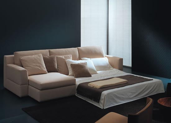 Sofa Bed | Sofa chair bed | Modern Leather sofa bed ikea: Futon sofa