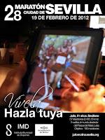 XXVIII Maratón Ciudad de Sevilla 2012, el 19 de febrero con salida y llegada en el estadio de la Cartuja