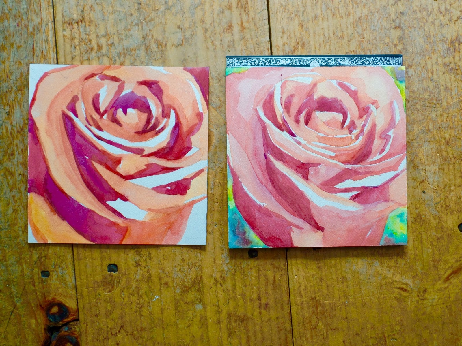 Jo mackenzie how to paint a rose step by step for How to paint a rose step by step