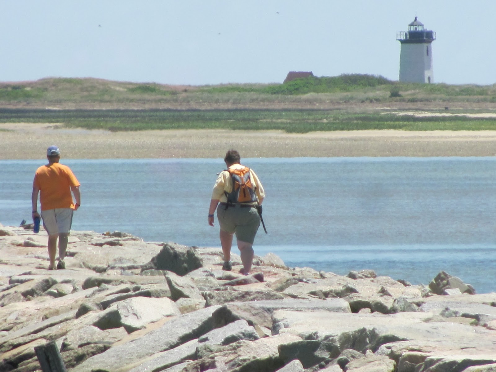 Theyearrounders Guide To Provincetown Hike The West End Breakwater