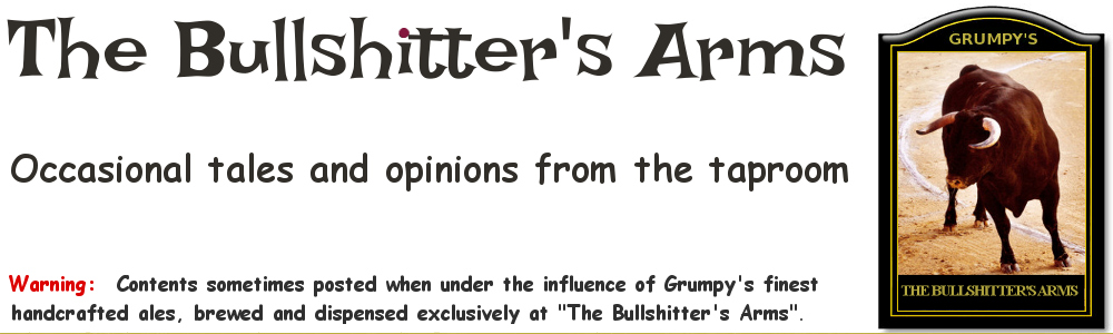 The Bullshitter's Arms