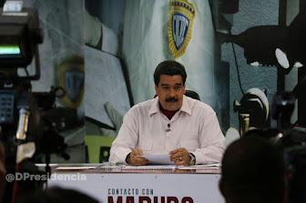 Maduro a Ramos Allup: Vas a terminar encanao
