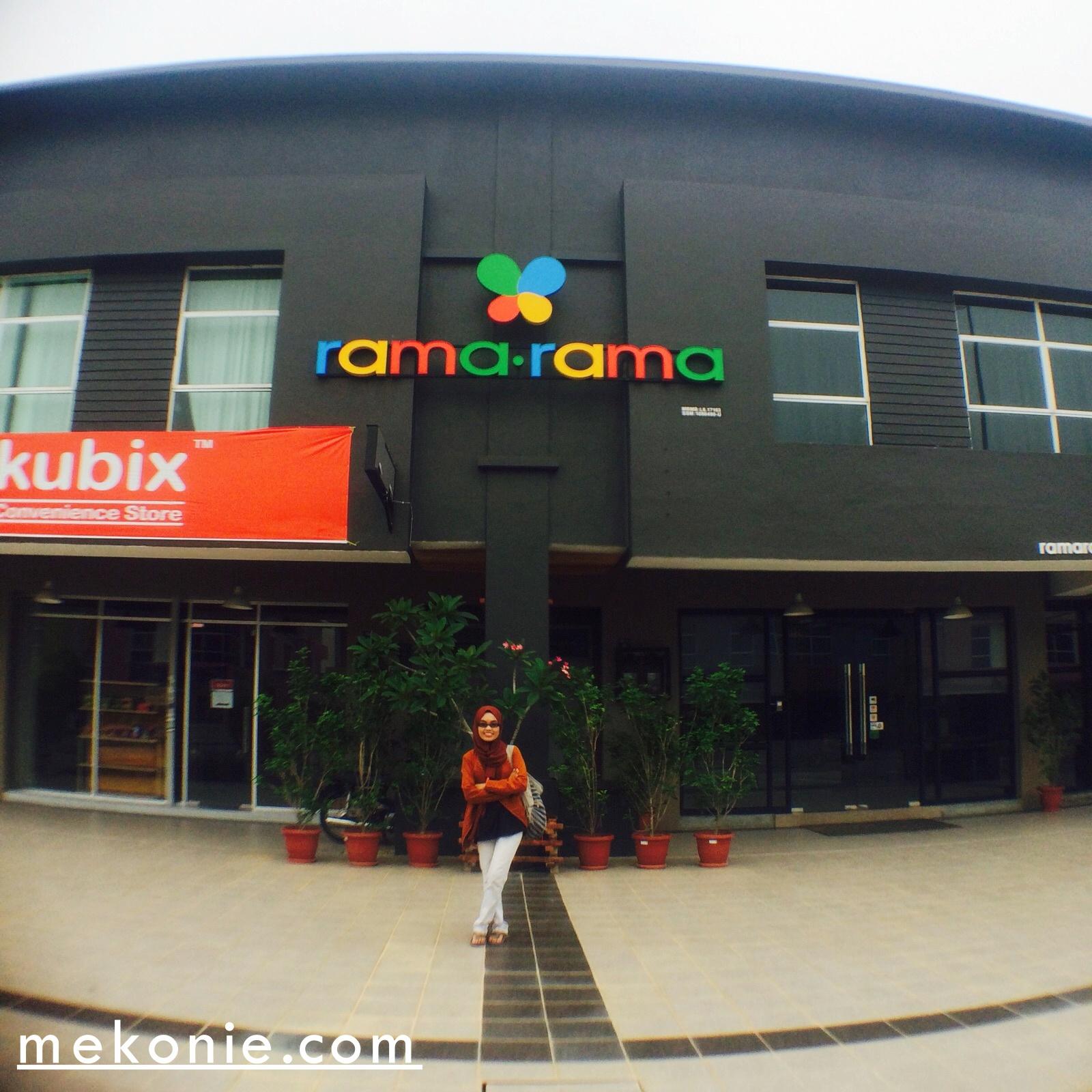 Hotel Murah Di Melaka Rama
