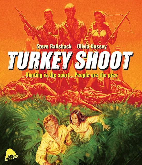 Turkey Shoot Blu-ray Severin Films
