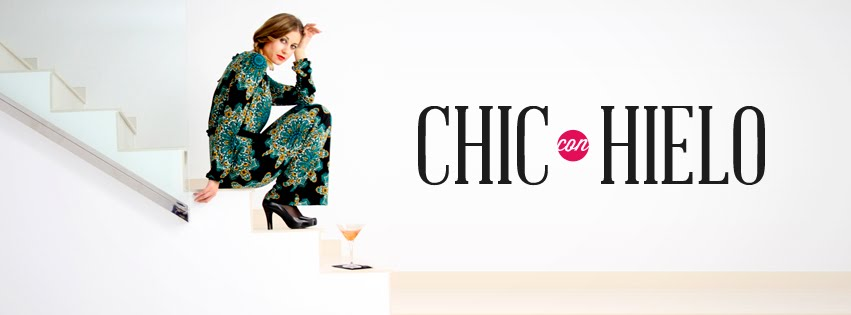 Chic con Hielo. Tu Cocktail de Moda