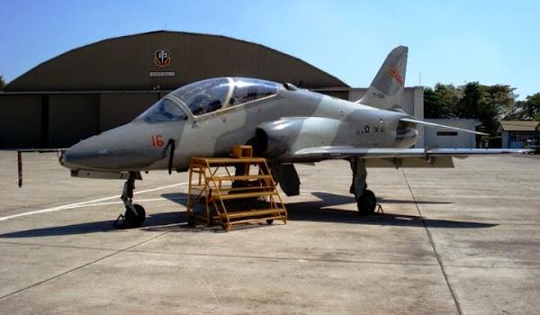 Jet Tempur Hawk MK-53 TNI AU. PROKIMAL ONLINE Kotabumi Lampung Utara