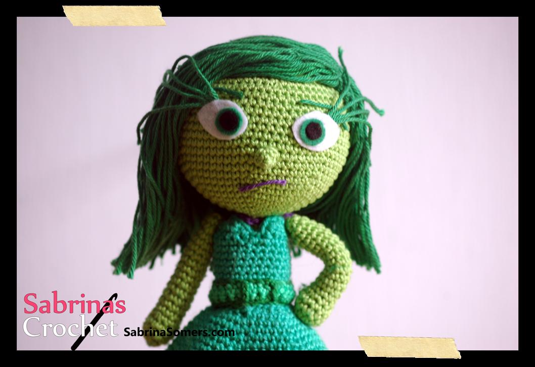 Inside Out Amigurumi Patterns : Sabrinas Crochet
