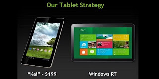 "Nvidia Luncurkan Fondasi Tablet ""Quad Core"" Rp 1,8 Juta"