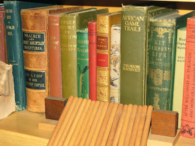 old fishing and hunting books