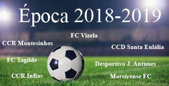 Preparação Época Desportiva 2017 - 2018