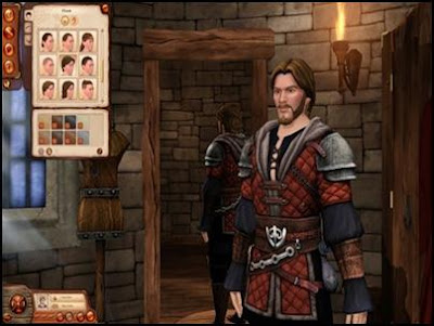 The Sims: Medieval Screenshots 1