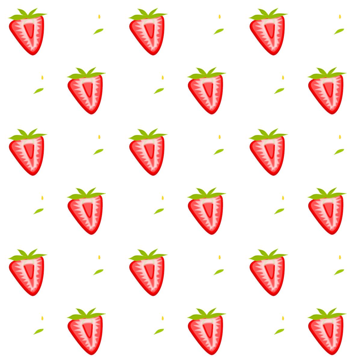 Breathtaking image pertaining to strawberry printable