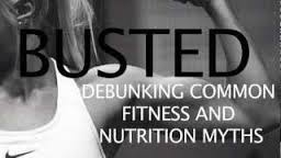 Debunking Common Nutrition Myths
