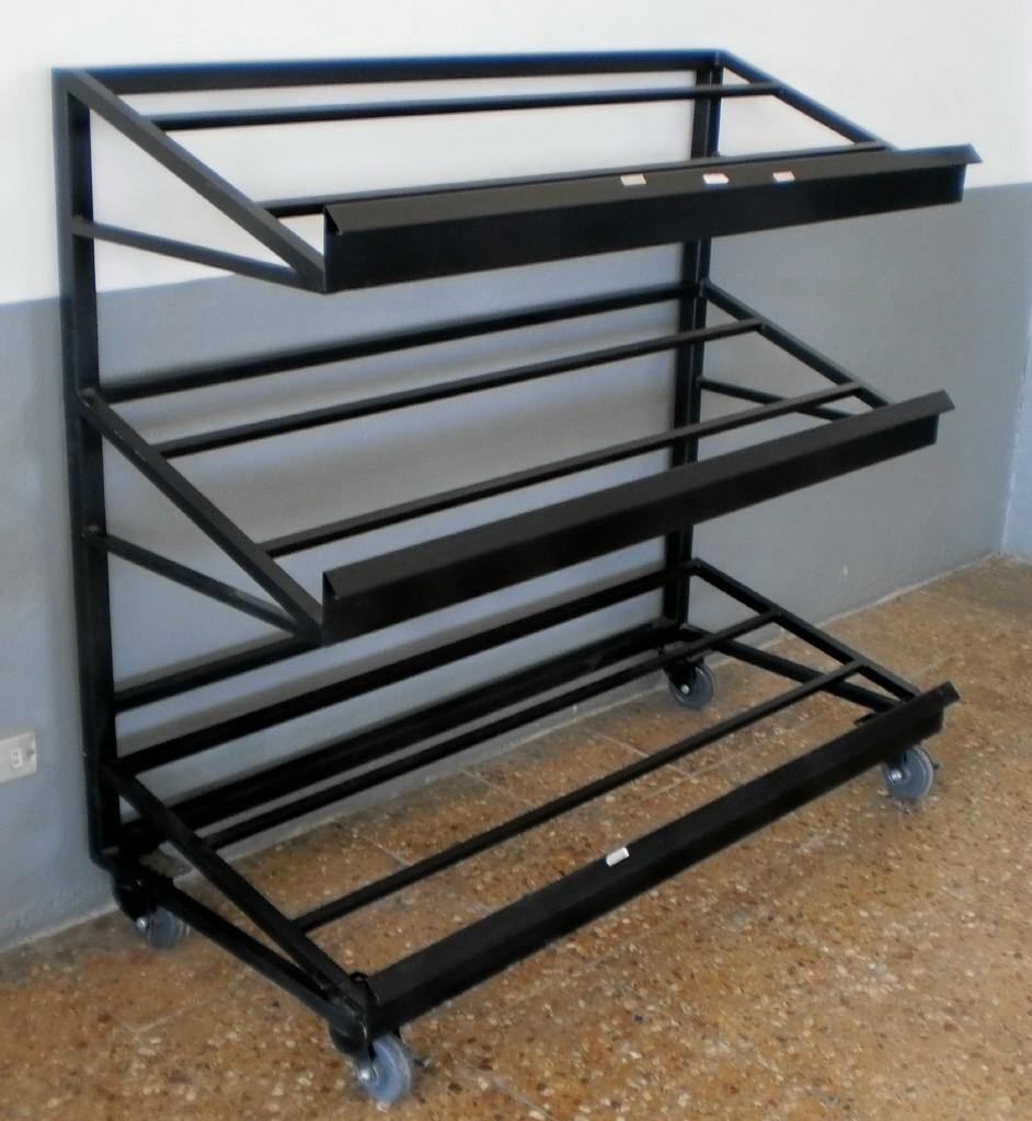 Muebles de tiendas mobiliario de oficina muebles de - Muebles para frutas ...