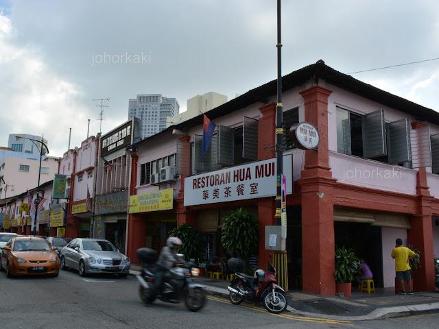 Johor-Bahru-Heritage-Food-Trail-Jalan-Tan-Hiok-Nee-陈旭年街