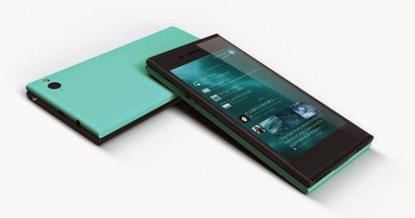 Sailfish OS yang ada di Ponsel Jolla