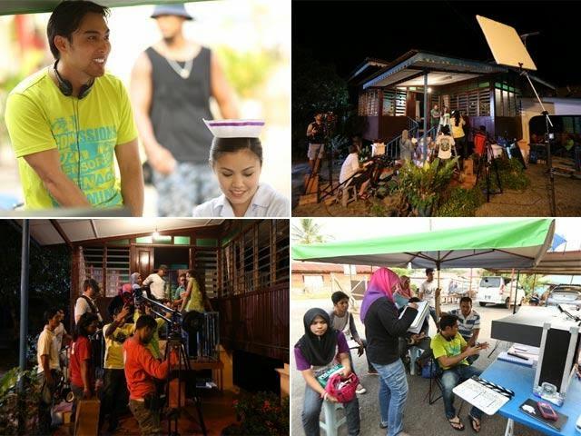Seludup Harungi Kepayahan Penggambaran Sepanjang Ramadhan
