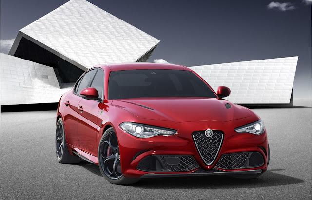 2016 Alfa Romeo Giulia Quadrifoglio Price