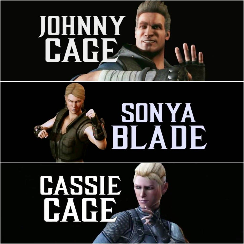 Cassie Cage Quotes Cassie Cage as Playable