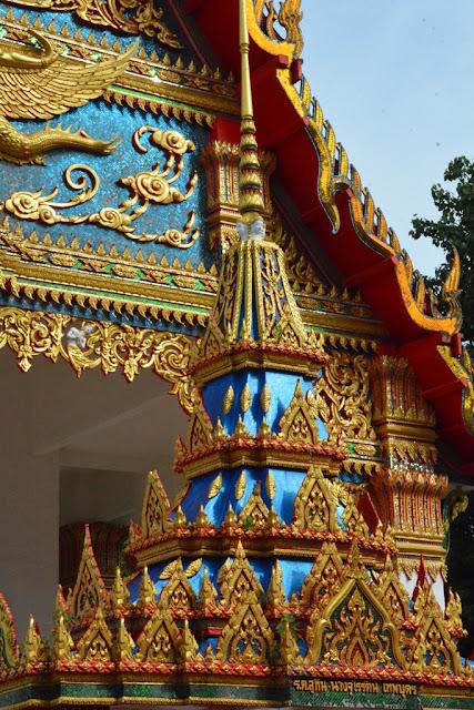 Wat Puttamongkon temple Phuket Town