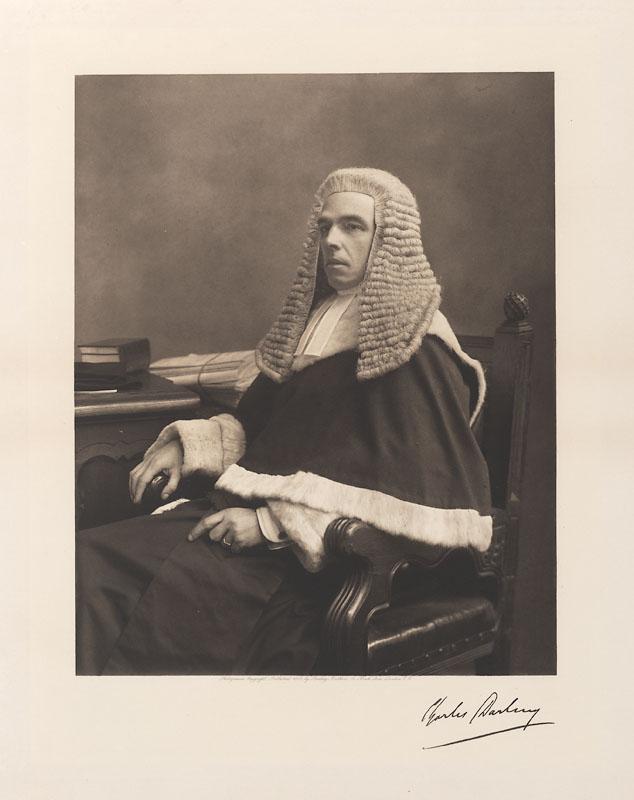 Juez Charles John Darling