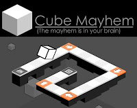 Cube Mayhem walkthrough.
