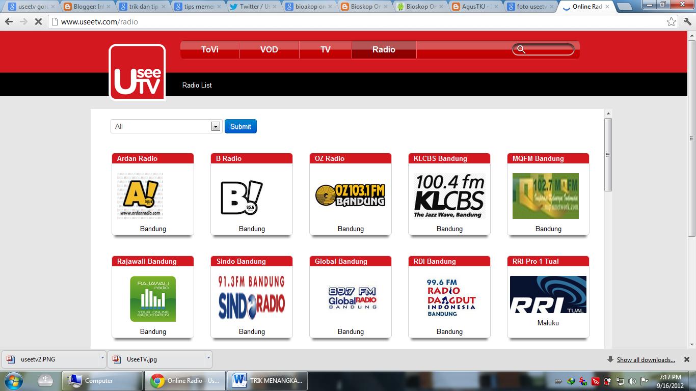 SMEK 955 FM 955 SMEK FM 955 FM Gorontalo Indonesia