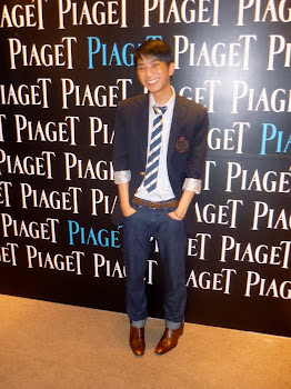 Piaget Party at Capella Sentosa