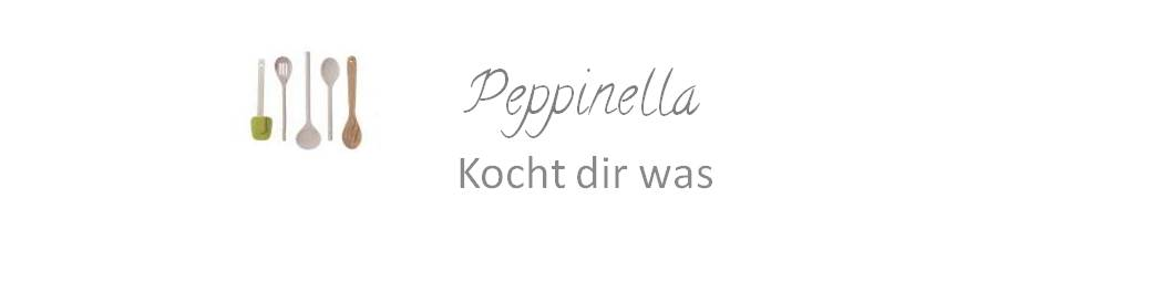 Peppinella kocht dir was