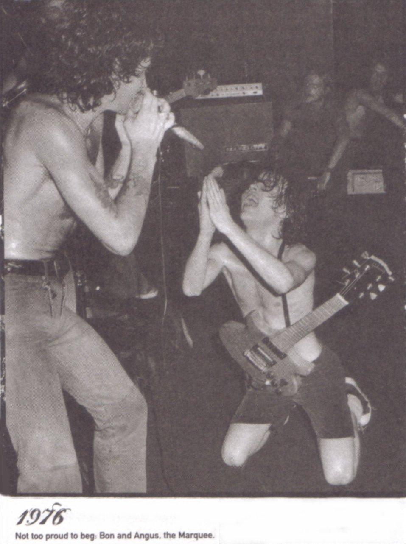 Rock On Vinyl Ac Dc Bbc Transcription Services 1980