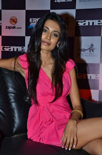 WWW..BLOGSPOT Bollywood Tollywood Indian Actress Sarah Jane Dias  at Game Film Event Picture Stills Gallery 0012