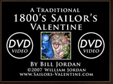 A Traditional 1800s Sailors&#39; Valentine