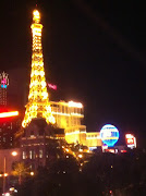 The Paris Las Vegas Hotel and Casino. (paris las vegas)