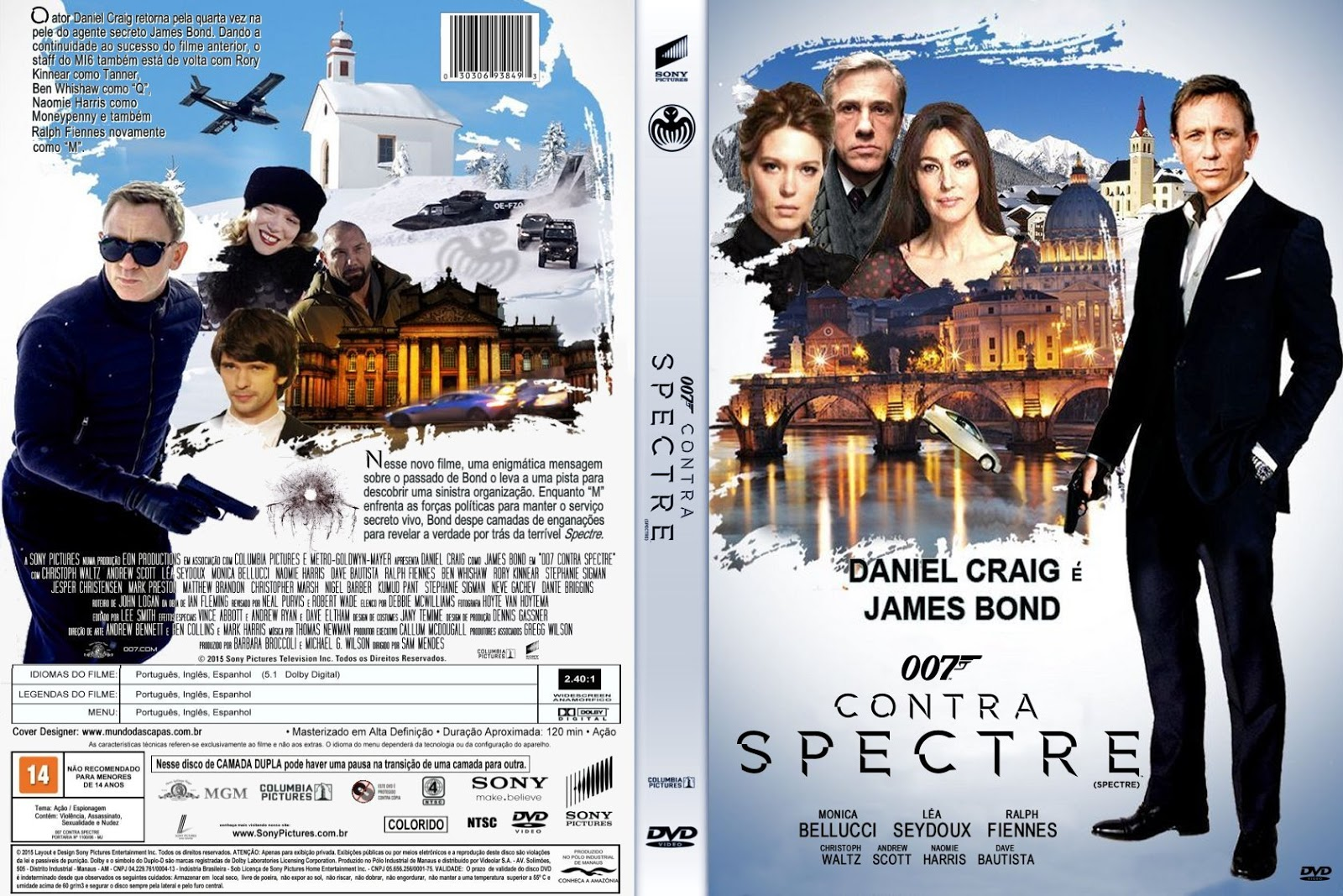 Download 007 Contra Spectre DVDRip XviD Dua Áudio 007 2BContra 2BSpectre