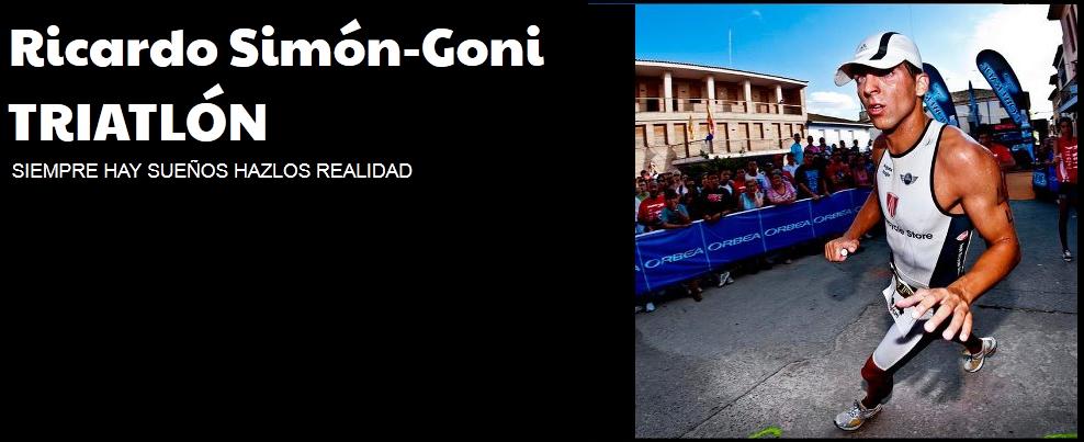 Ricardo Simón-Goni. TRIATLÓN