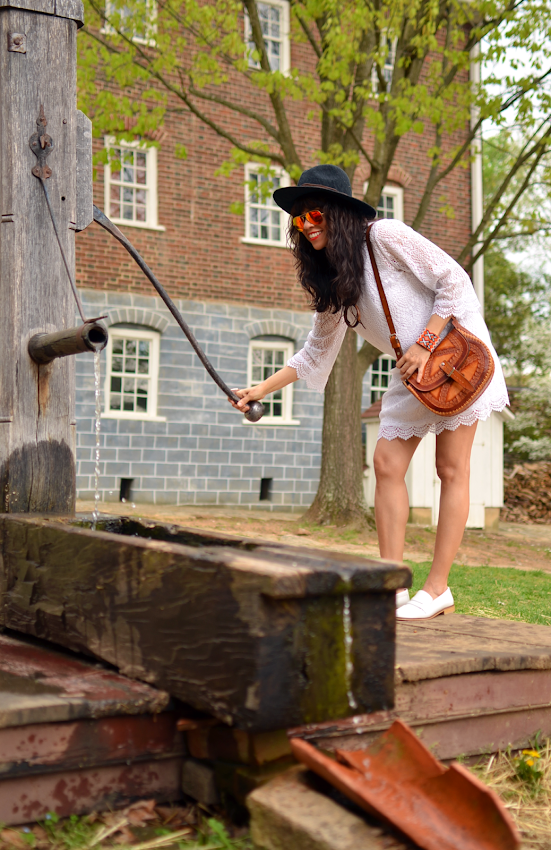 Old Salem North Carolina Blogger