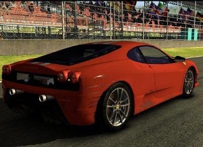 imagem jogo Ferrari Virtual Race logo